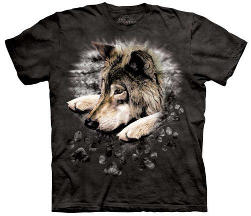 Wolf Shirts Dye