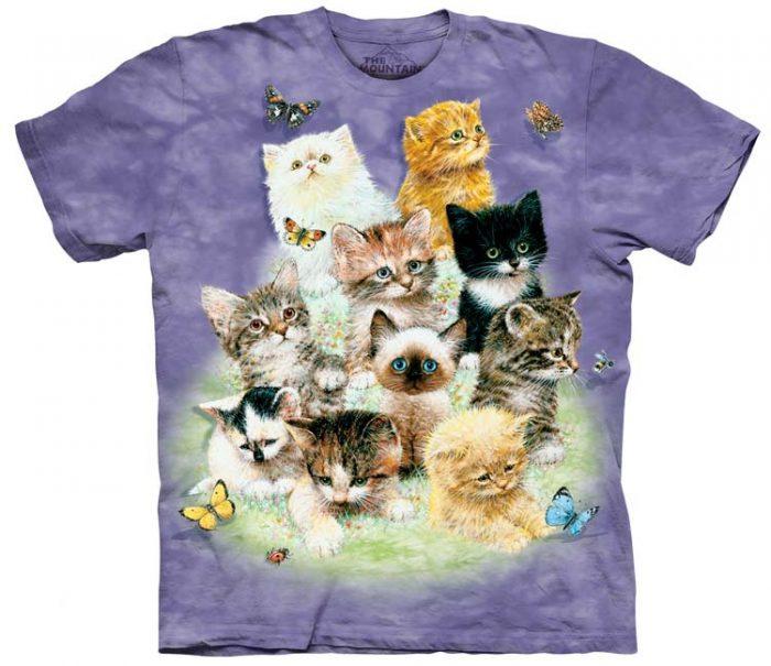 10 Kitten Shirts