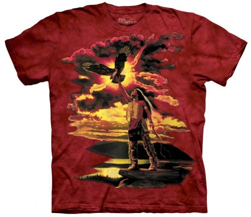 Native American Indian Shirts Eagle