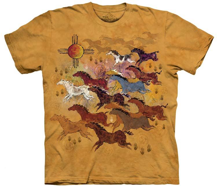 Horse Shirts Sun