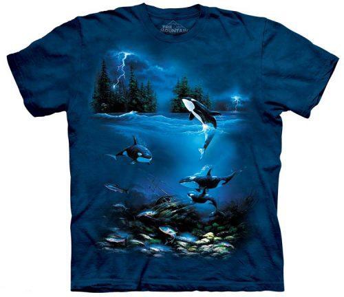Killer Whale Shirts