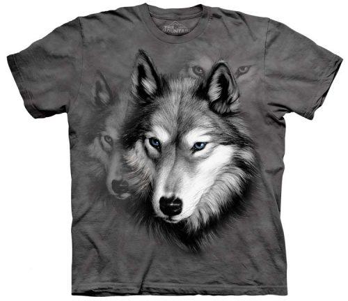 Wolf Shirts Portrait