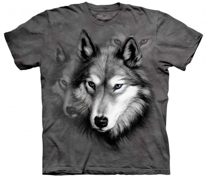 Wolf Shirts Portrait
