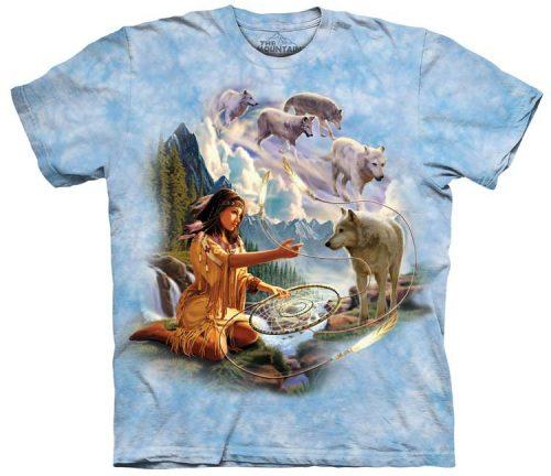Native American Indian Shirts Dreams