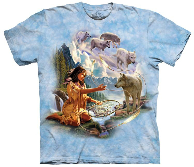 Native American Indian Shirts Dreams