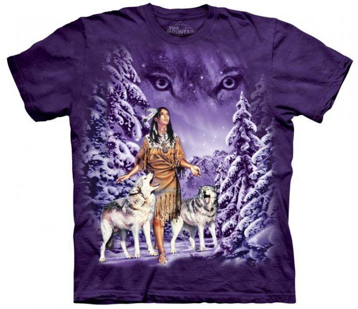 Native American Indian Shirts Eyes