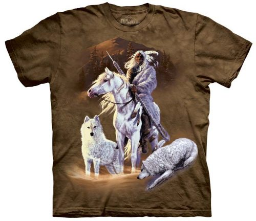 Native American Indian Shirts Hunt