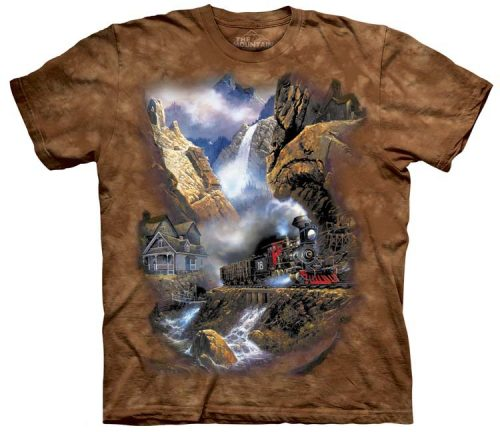 Train Shirts Rails