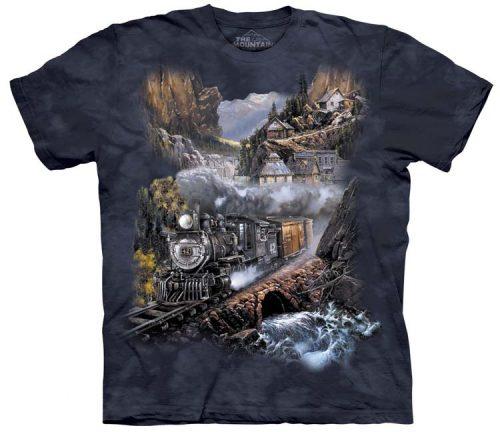 Train Shirts Belle