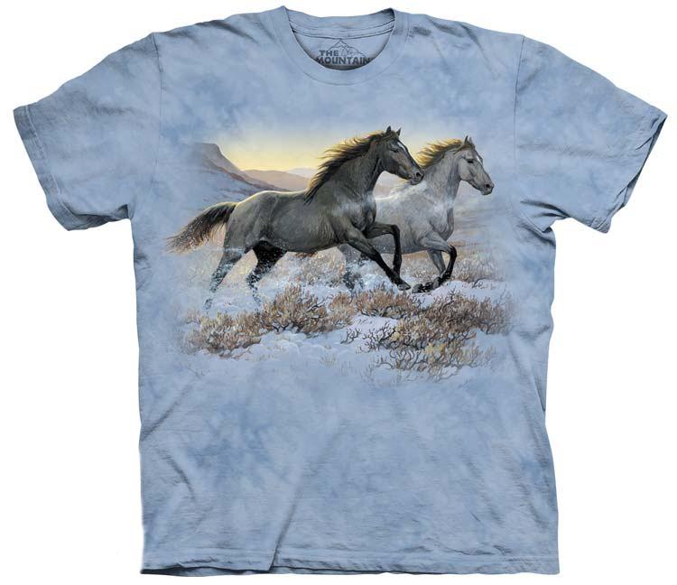 Horse Shirts Running