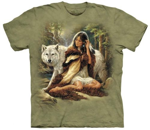 Native American Indian Shirts Protector
