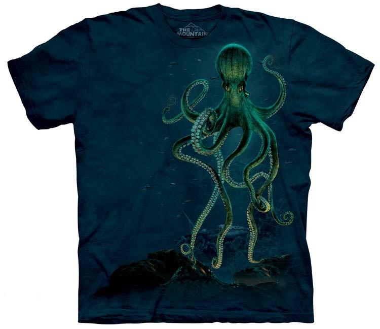 Octopus Shirts