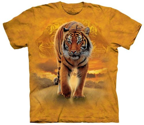 Tiger Shirts Rising Sun