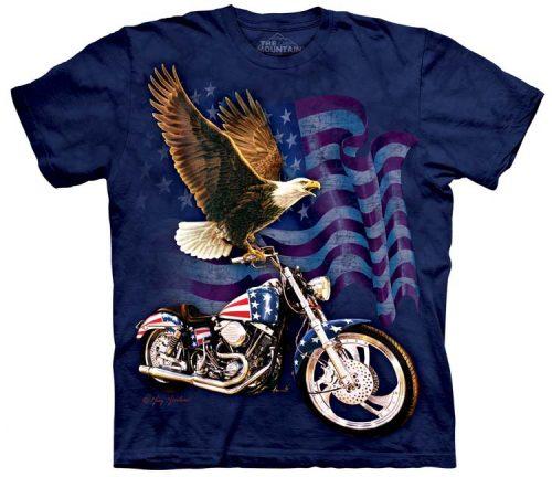 Eagle Shirts Born to Ride