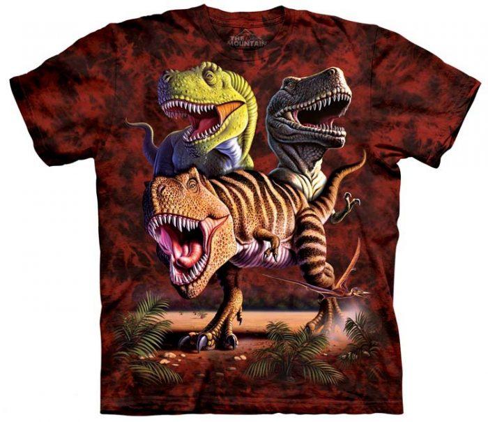 T-Rex Dinosaur Shirts