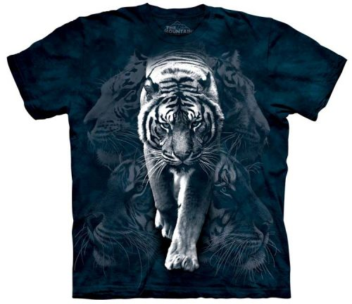 White Tiger Shirts Stalk