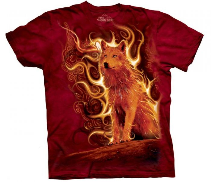 Wolf Shirts Phoenix Wolf