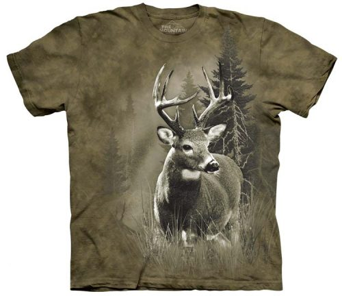 Deer Shirts Lone Buck