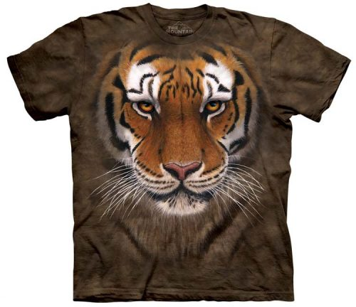 Tiger Shirts Warrior