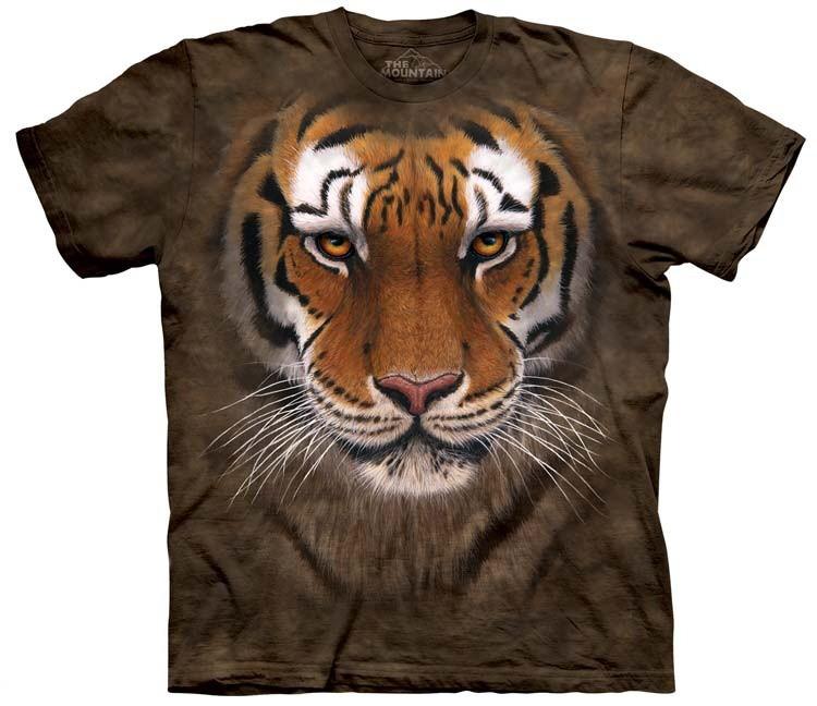 Tiger Shirts Warrior