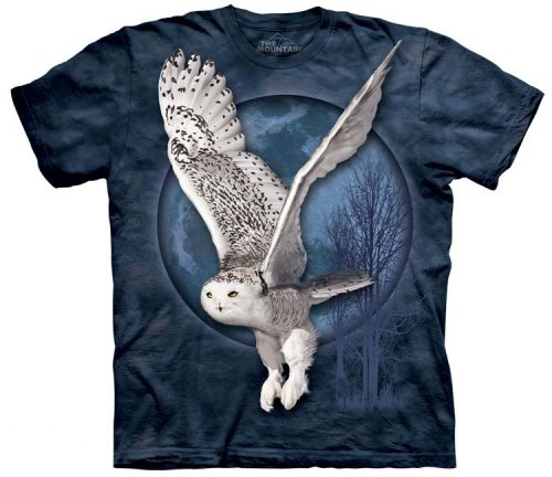 Snow Owl Shirts