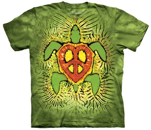 Turtle Shirts Rasta
