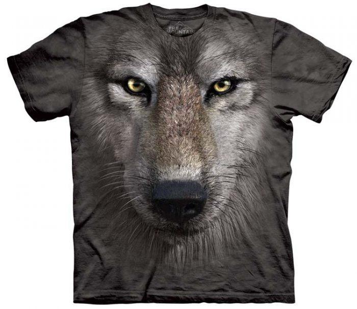 Wolf Shirts Face