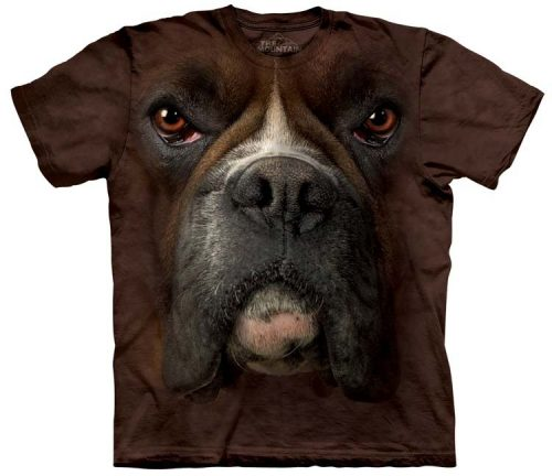Boxer Shirts Face