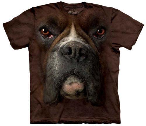 Boxer Shirts Face