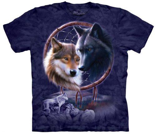 Wolf Shirts Dreamcatcher
