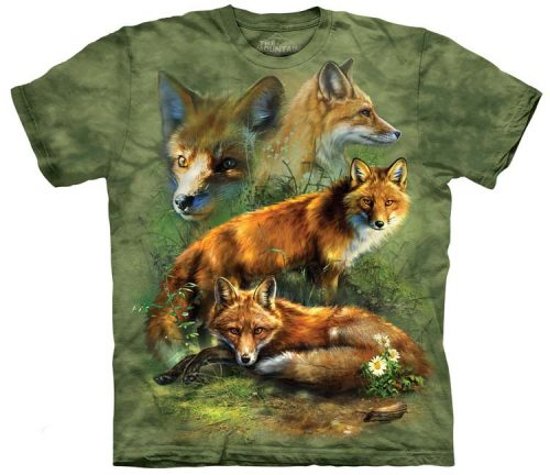 Red Fox Shirts