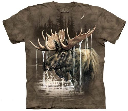 Moose Shirts Forest