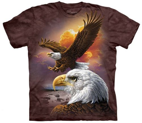 Eagle Shirts Clouds