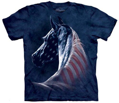 Patriotic Horse Shirts