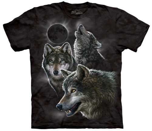 Wolf Shirts Eclipse