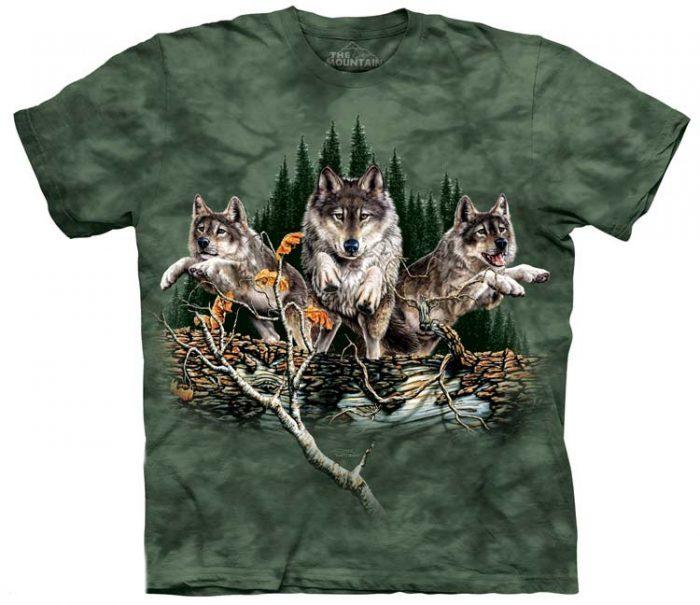 Wolf Shirts Find 12