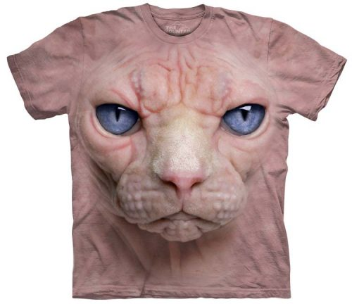 Hairless Cat Shirts