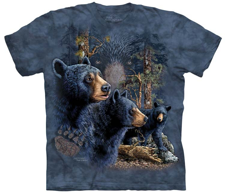 Black Bear Shirts Find 13