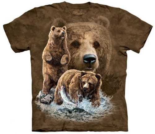 Brown Bear Shirts Find 10