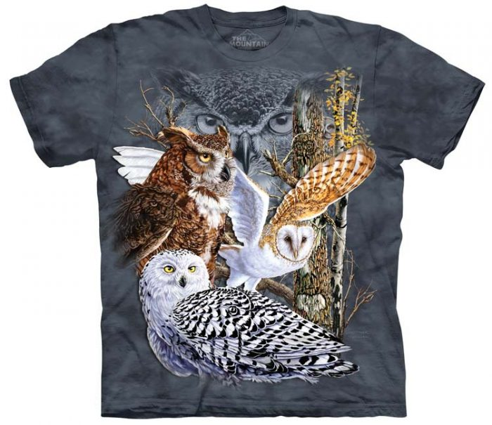 Owl Shirts Find 11