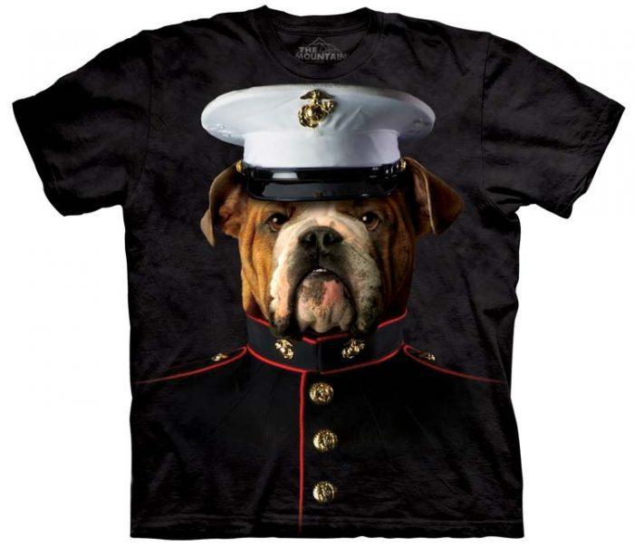 Bulldog Marine Shirts