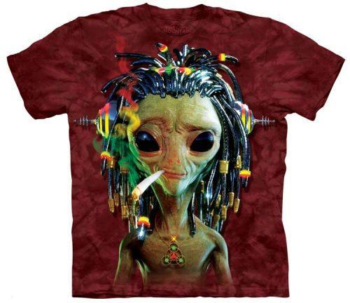 Jammin Alien Shirts