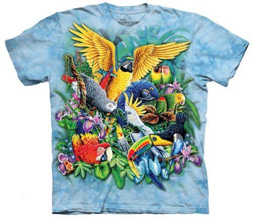 Birds of Tropics Shirts