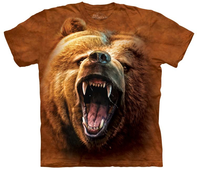 Grizzly Bear Shirts