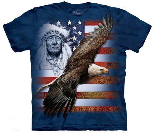 Eagle Shirts Spirit of America