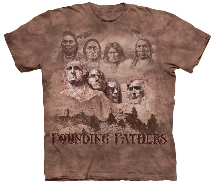 Native American Indian Shirts Founders