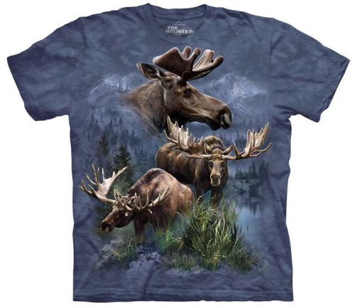 Moose Shirts Collage