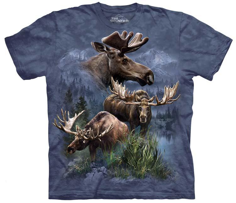 Moose Shirts Collage