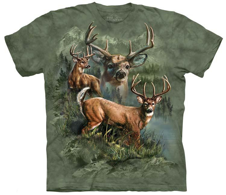 Deer Shirts Collage