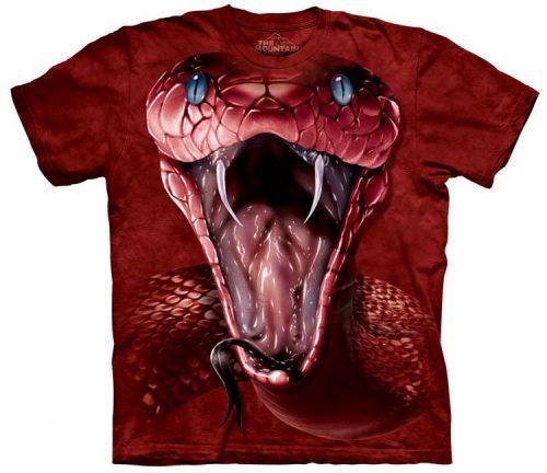 Red Mamba Shirts